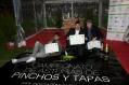Borja Alcantar de Abrelatas, Álex Sampedro de La Sastrería y Pedro Martino de Naguar